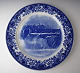 Royal Doulton 1910 Society of the Genesee 13th Annual Dinner Collector Plate EX.