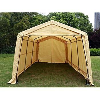 Amazon.com : ShelterLogic Replacement Cover Kit 90508 ...