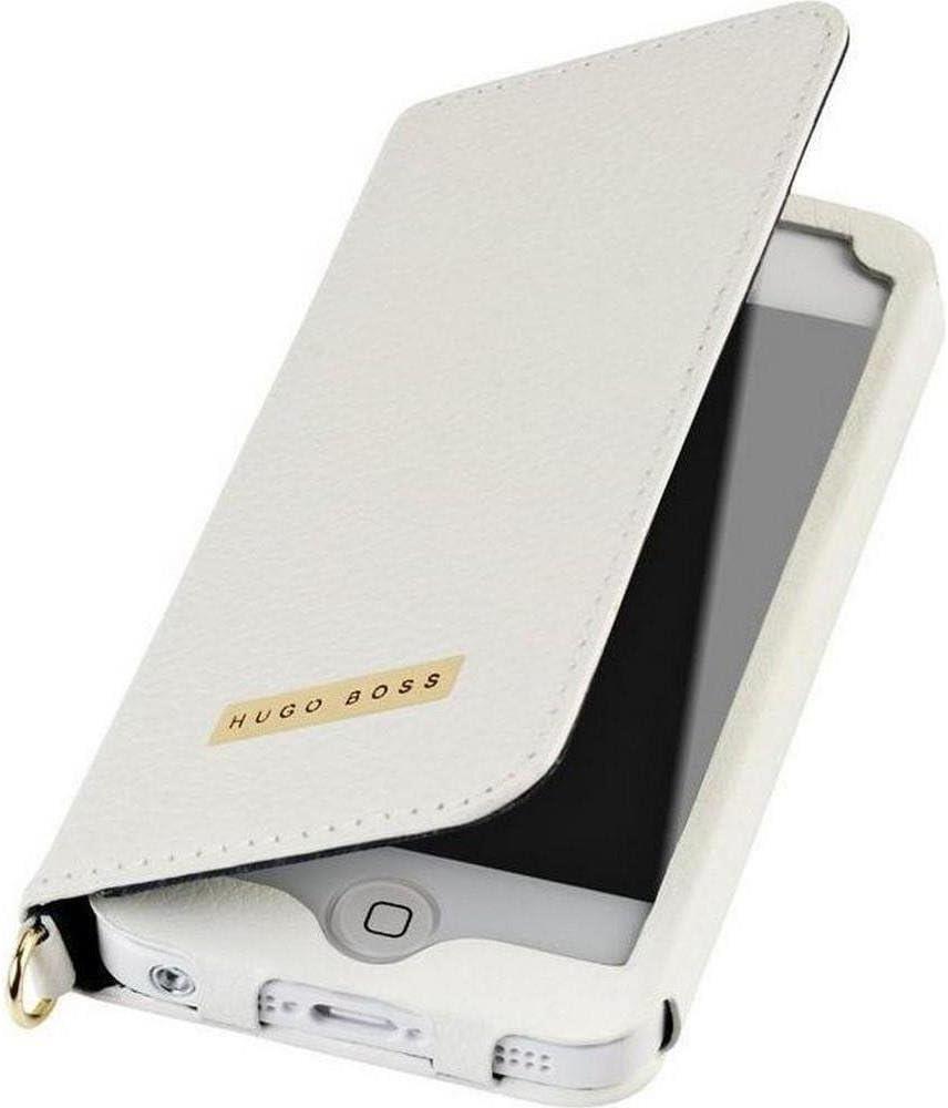 Hugo Boss Gracious - Funda para Apple iPhone 5/5S, color blanco: Amazon.es: Electrónica