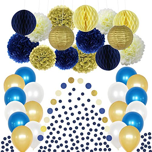 Chotika Party Decorations Supplies 50pc Tissue Paper Flower