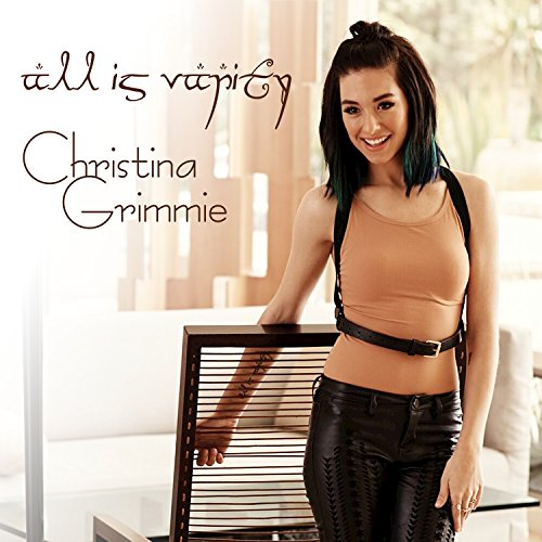 Christina Grimmie - All Is Vanity (2017) [WEB FLAC] Download