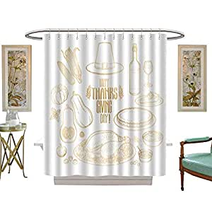 curtains hair style iuvolux shower curtains waterproofgraphic 5107 | 5107ZM qjML. SY300 QL70