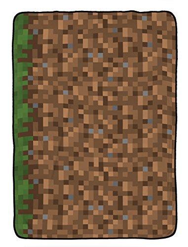 Jay Franco Mojang Minecraft Grass Silk -