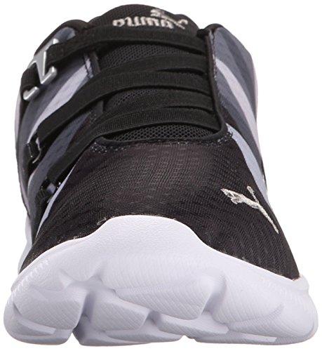 Steel Fashin Puma de Alt zapatos Black Caminar Triángulo Gray F6Frpnq0