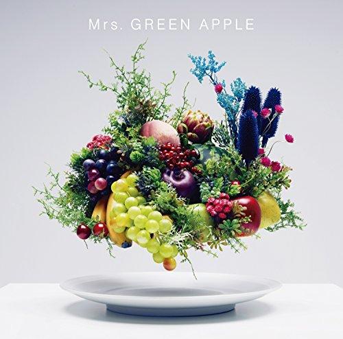 Mrs GREEN APPLEのアルバムの画像