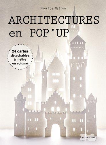 Architectures en pop-up