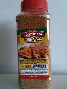 El Mexicano Pollo Asada Seasoning Mix 28 oz Pro pack Must Try!