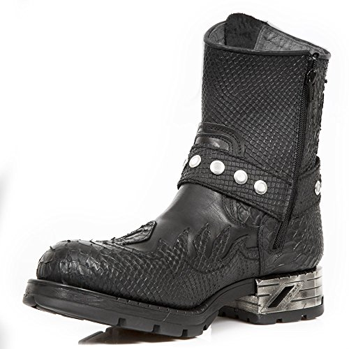 Camperas para Botas s5 Rock Hombre mr041 M Negro New nHwxZ