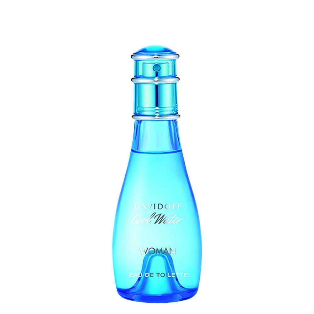 Davidoff Cool Water Woman Eau De Toilette Spray 50ml. ZINO DAVIDOFF DAVID080028 1WC2701_-50