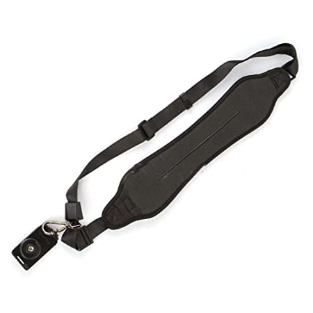 Ozure Rapid Camera Shoulder Neck Strap Belt Sling for All Major Brand camera\'s DSLR,SLR for Canon Nikon Sony Pentax, minolta  Black