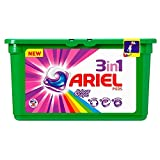 Ariel 3in1 Pods Colour & Style - 38 Washes (38) - Pack of 2
