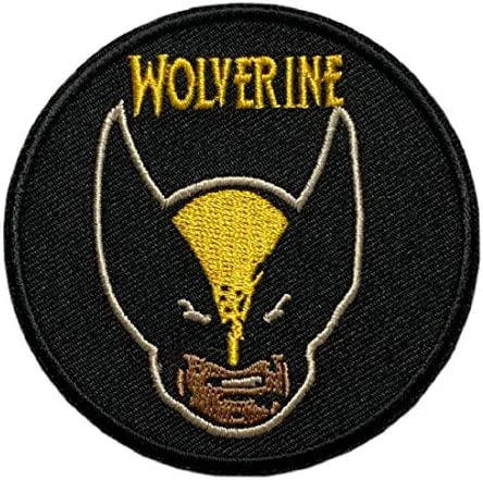 Size: 9 x 3 cm #b156 3,5/″ x 1,2/″ Skillet Embroidered Patch Iron on//Sew on