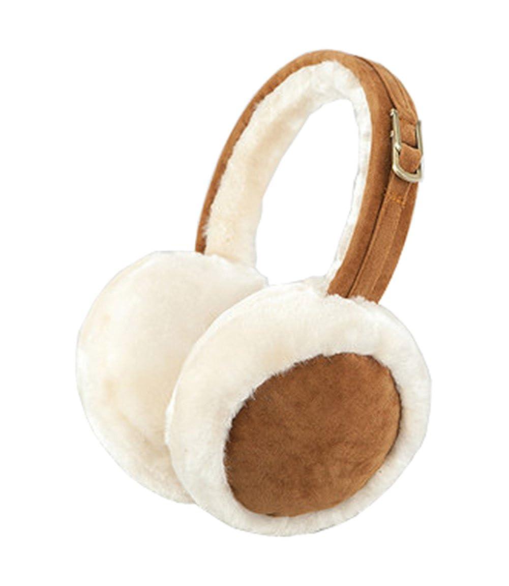 Winter Zubehör Unisex Stilvolle Ohrenschützer Ohrenwärmer Plüsch Warm Knit Cover Collapsible #3 WK-CLO2474962011-KRIS00516