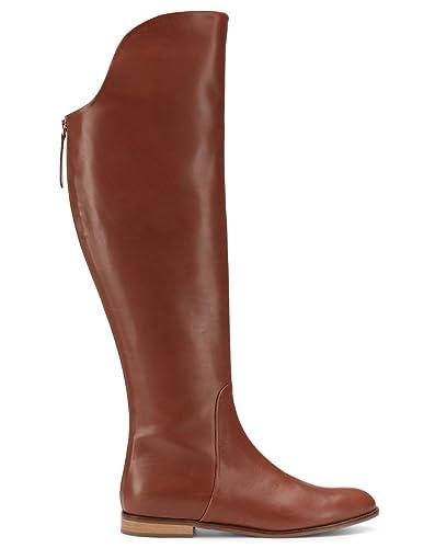Exklusiv Overknees Stiefel  Schuhe