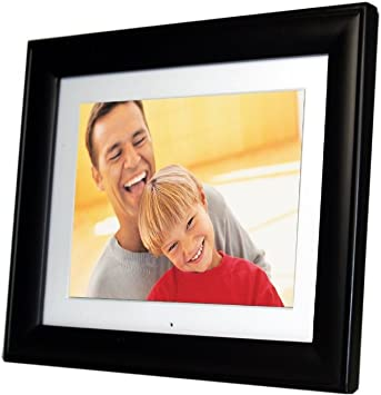 Pandigital 7-Inch Digital Photo Frame with 2 Interchangeable Frames