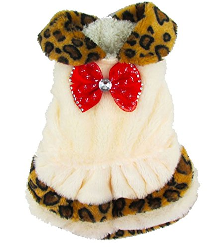 Clothes Leopard Dress Small Costume