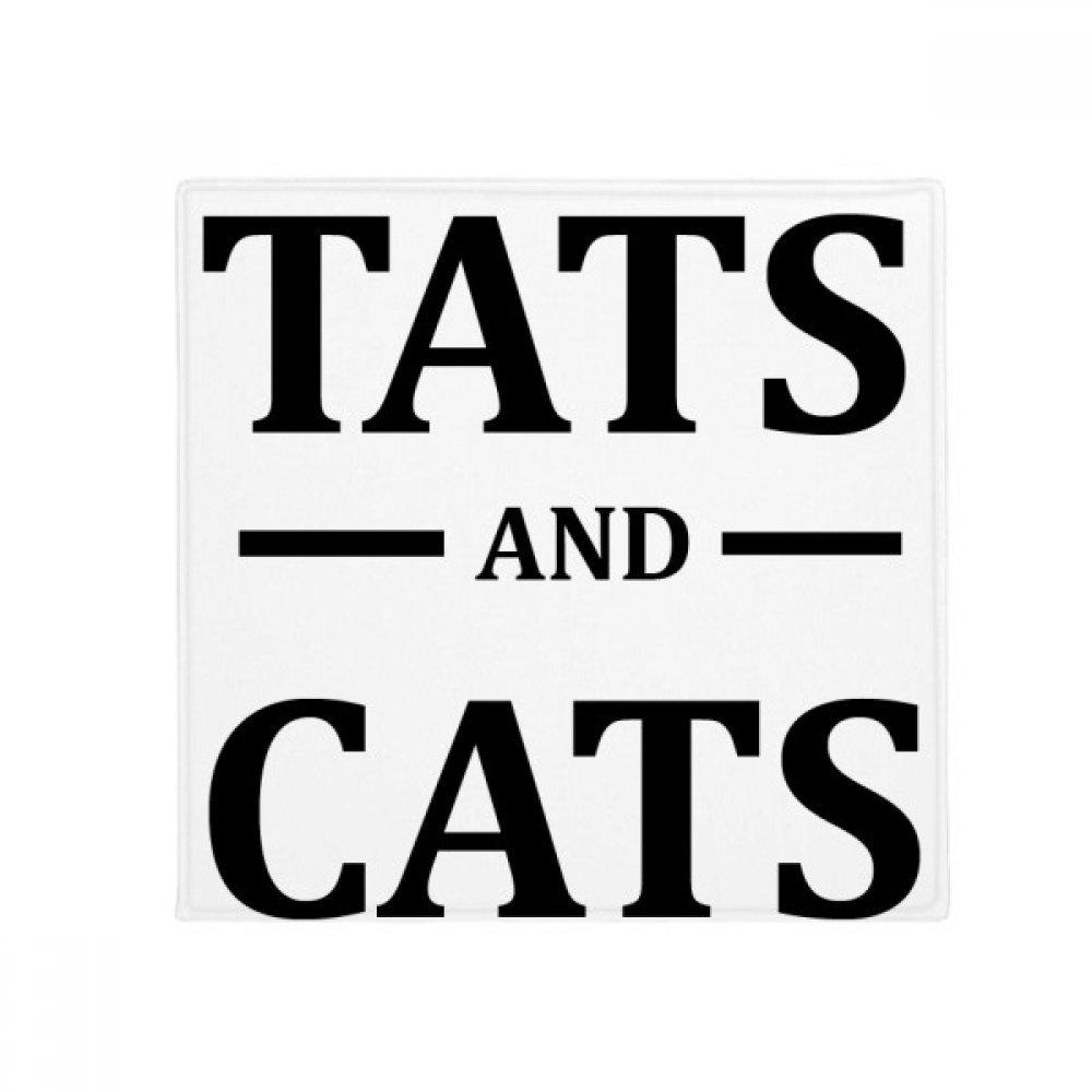 DIYthinker Animal Predector Cartoon Tats Pattern Anti-Slip Floor Pet Mat Square Home Kitchen Door 80Cm Gift