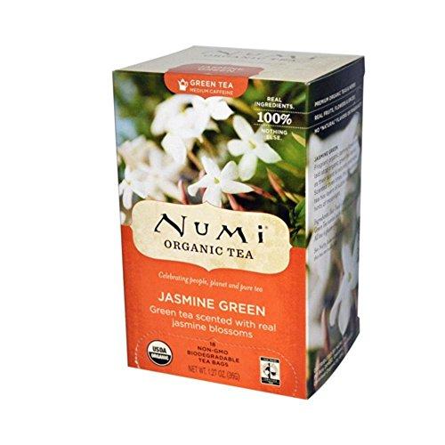 Numi Organic Jasmine Green Loose