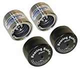 Bearing Buddy® Stainless Steel Bearing Protectors (1.781) With Bras - Pair