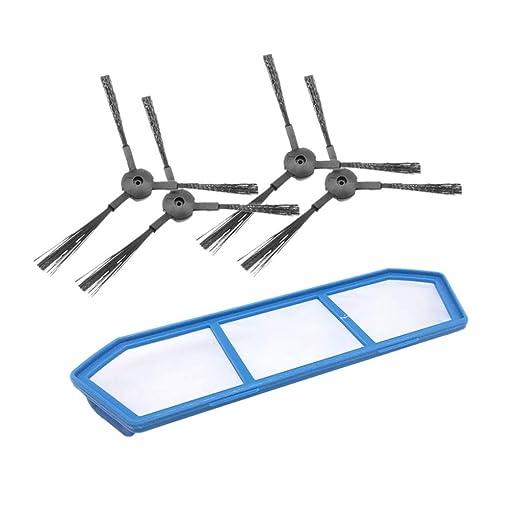 CAOQAO - Accesorios para aspiradora Ilife A4 A4S A6 Series ...