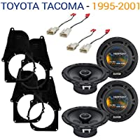 Toyota Tacoma 1995-2001 Factory Speaker Replacement Harmony (2) R65 Package New