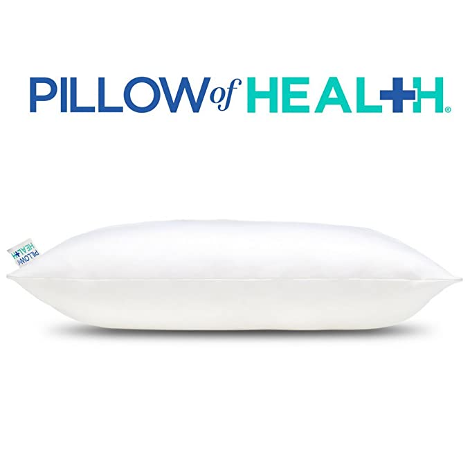 Pillow of Health Choice Adjustable Pillow - The Adjustable and Hypoallergenic