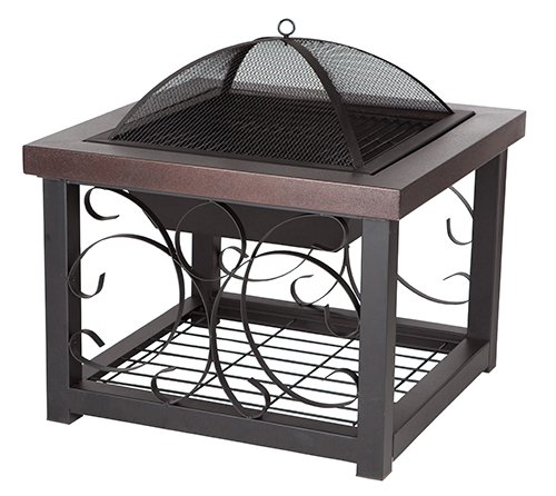 Paramount FP-290 27 Fire Pit Coffee Table