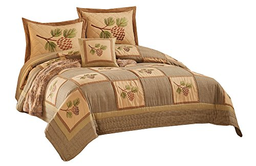 Park Designs Pineview King Quilt