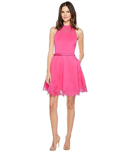 Ted Baker - Zaffron - vestido ligero - fuchsia