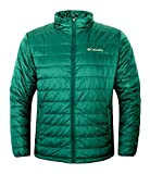 Columbia Men's Crested Butte II Omni-Heat Jacket GREEN (S)