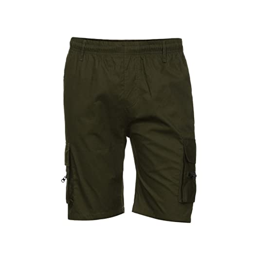 675ad5961886 PASATO 2018 Summer New Classic Men s Shorts Sports Work Casual Army Combat  Cargo Shorts Pants Trousers