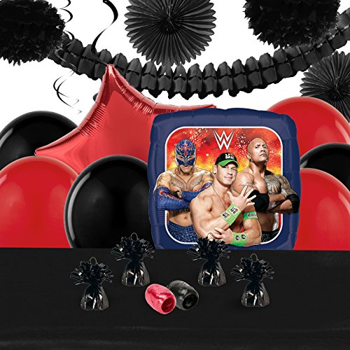 WWE Never Give Up Deco Kit by BirthdayExpress