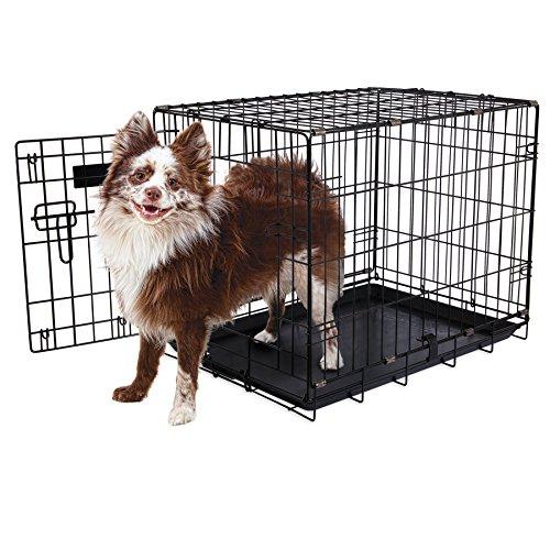 (Aspen Pet Single-Door Home Training Crate, 24