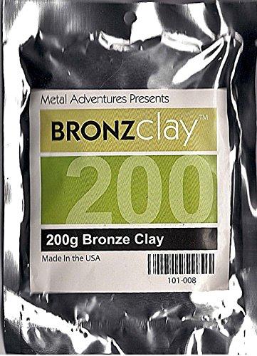 BRONZclay 200 Gm by BRONZclay