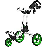 Clicgear Rovic Compact Push Cart