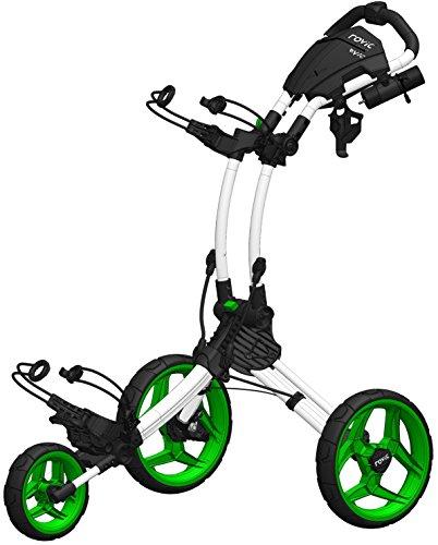 Clicgear Rovic Model RV1C | 3-Wheel Golf Push Cart