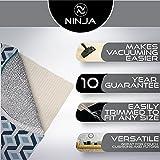 Ninja Brand Gripper Rug Pad, Size 2' x 10