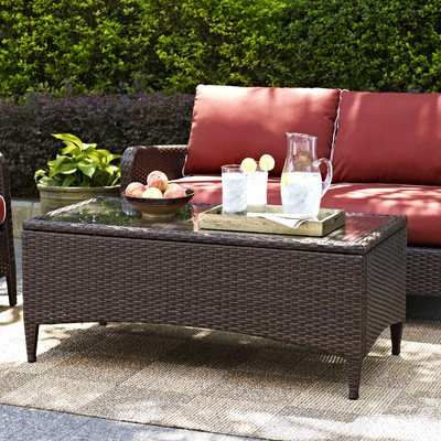 Classic Boller Coffee Table, Darby Home - Square Scottsdale Fashion