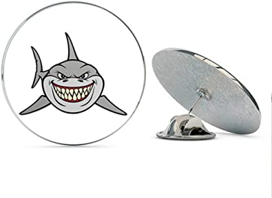 Lapel Pin Hat Pin Button Set Lapel Pins Shark Button Funny Pin Shark Pin Enamel Pins