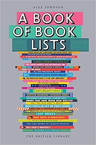 Image result for The Book of Book Lists