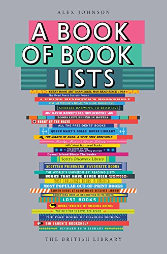 A Book of Book Lists: A Bibliophile