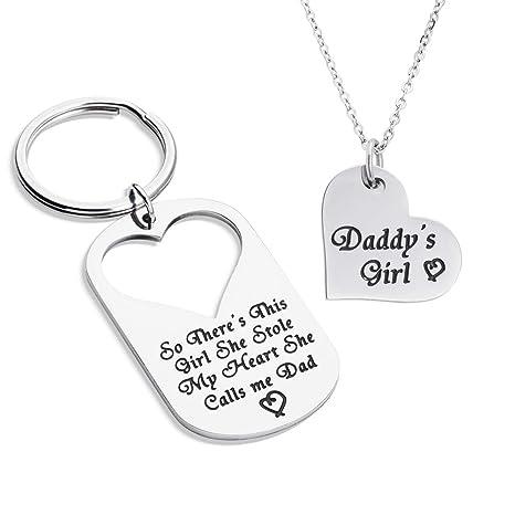 Amazon.com: Llavero de regalo para el día del padre ...