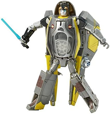 Anakin Skywalker Jedi Starfighter New Hasbro Star Wars Transformers