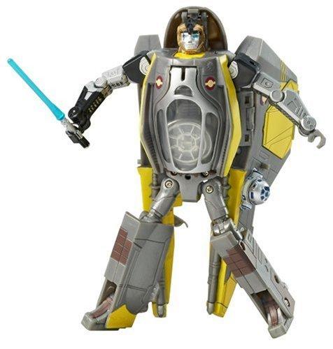 Hasbro Star Wars Transformers - Anakin Starfighter