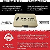 Bear Armz Tactical Universal Handgun Cleaning Kit