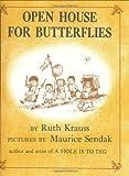 Open House for Butterflies, Ruth Krauss, 0060286369