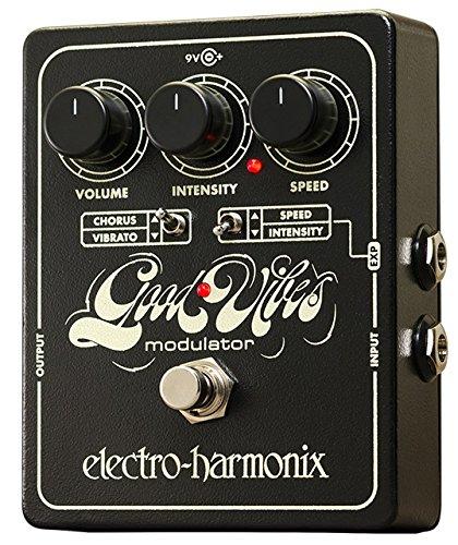 Electro-Harmonix Good Vibes Modulator Pedal