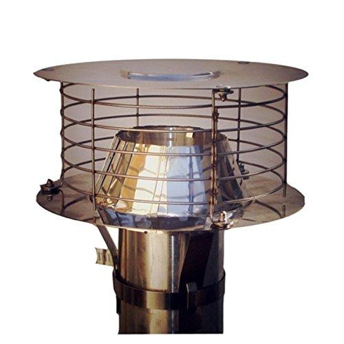Aspirador estática adaptable varinox acero inoxidable Diámetro ...