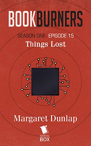 book cover of Things Lost