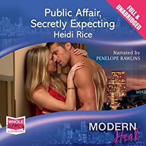 Public Affair, Secretly Expecting Audiobook